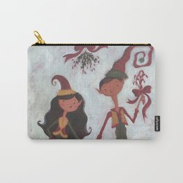 Mistletoe! Carry-All Pouch