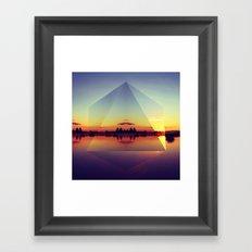 Mystic Framed Art Print