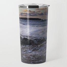 Trevone Bay, Cornwall, England, United Kingdom Travel Mug