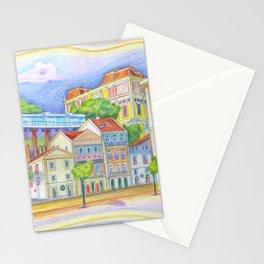 Lx, Avenida 24 de Julho. Stationery Cards
