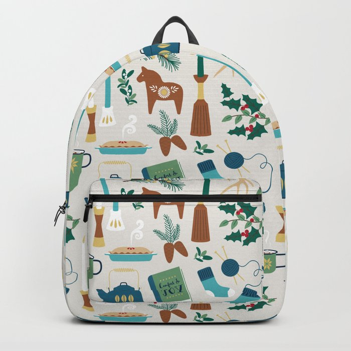 A Very Hygge Holiday Rucksack