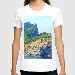 Cliffs of Perce T-shirt