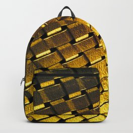 Gold Black Elevator DPGPA151029b-14 Backpack