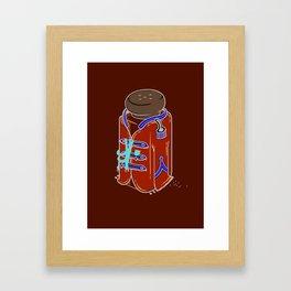 Sgt. Pepper Framed Art Print