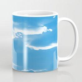 cloudy burning sky reacwb Coffee Mug