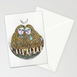 Goblin Market - illustration of poem by Christina Rossetti Stationery Cards