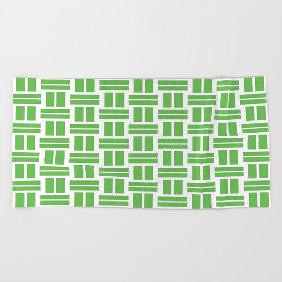Pattern VIII Beach Towel