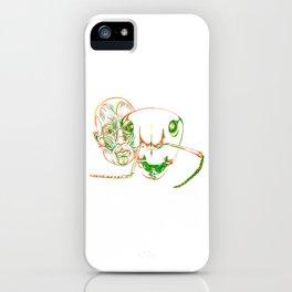 The Metamorphosis iPhone Case