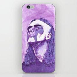 Peter Gabriel - Lamia iPhone Skin