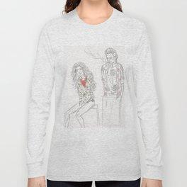 Alabama & Clarence Long Sleeve T-shirt