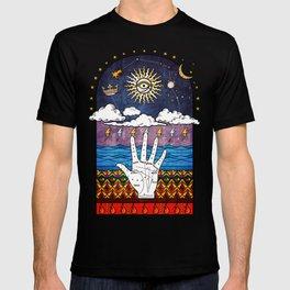 Esoteric prayer T-shirt