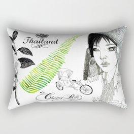 Tribe of Thailand Rectangular Pillow