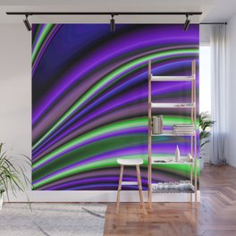 Abstract Fractal Colorways 01PL Wall Mural