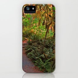 Walking with dinosaurs iPhone Case
