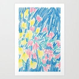 Floral II Art Print