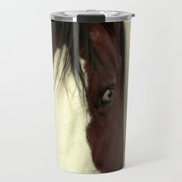 Heterochromian  Travel Mug