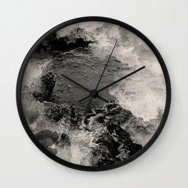 Atmospheric Ocean Wall Clock