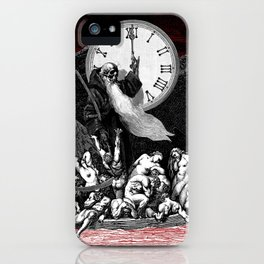 Two Minutes To Midnight iPhone Case