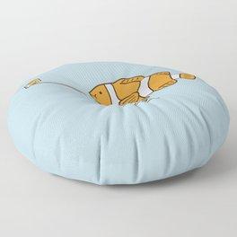 Selfish Floor Pillow