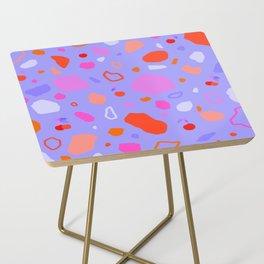 Sweet Terrazzo Cherries Side Table