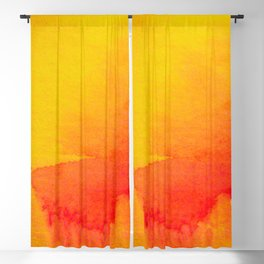 Summer Heat Blackout Curtain