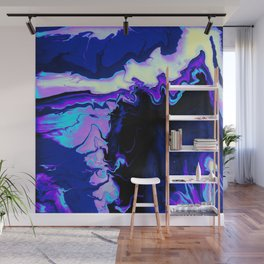 Fluid Astral Reverse Wall Mural