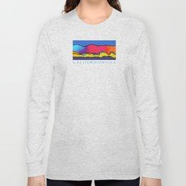 CALIFORNIA WAVE Long Sleeve T-shirt