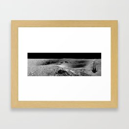 Apollo 16 Framed Art Print
