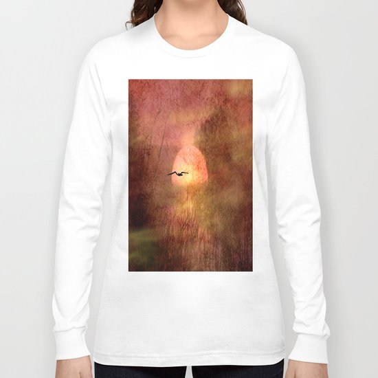 Morning hour Long Sleeve T-shirt