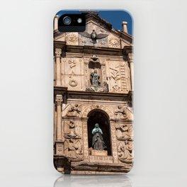 Ruins of Saint Paul's, Santo António, Macau iPhone Case
