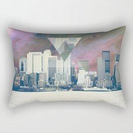 Hipster Art Rectangular Pillow