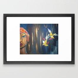 The Zen Within Framed Art Print