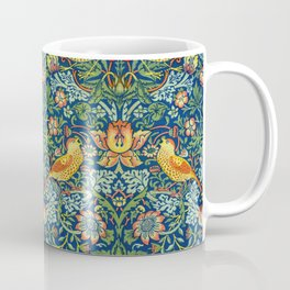 "William Morris ""Strawberry Thief"" 11. Coffee Mug"