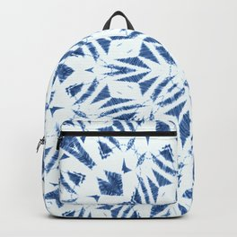 Arrowhead Denim White Backpack