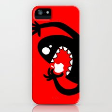 apple eater Slim Case iPhone (5, 5s)