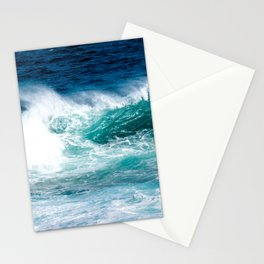 'The Wild Sea' Ocean Photography Stationery Cards