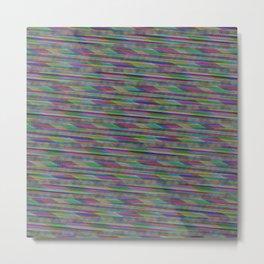 Scale Illusion Metal Print