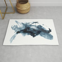 Indigo Depths No. 4 Rug