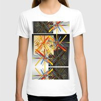 fireworks T-shirts featuring Fireworks by MZ Designs