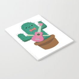 The friendly prickly cactus Notebook