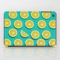 fruit iPad Cases featuring fruit  by mark ashkenazi