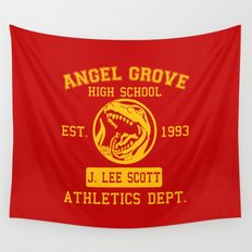 Angel Grove Wall Tapestry