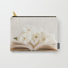 Well Read Romance Carry-All Pouch