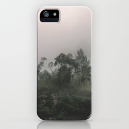 Sri Lankan Fog iPhone Case