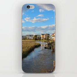 Coastal Marshes iPhone Skin