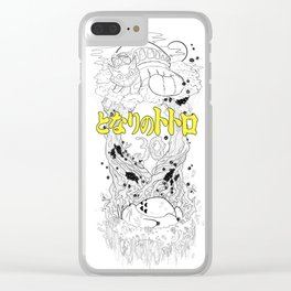 Totoro's 30th Anniversary Clear iPhone Case