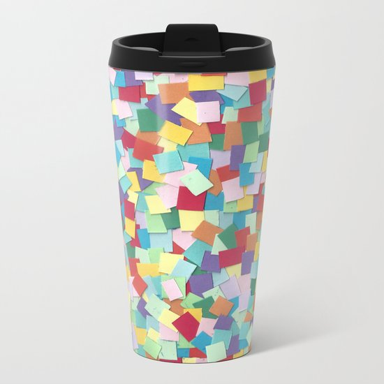 Mosaic 1 Metal Travel Mug