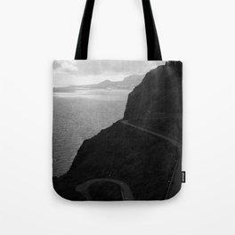 Funchal from Garajau Tote Bag