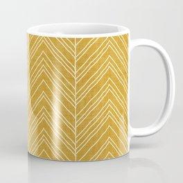 Strand in Gold Coffee Mug