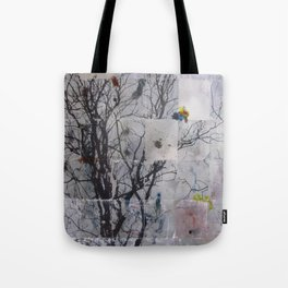Tree Series 1 Tote Bag